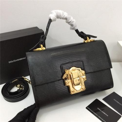 Dolce & Gabbana D&G AAA Quality Messenger Bags For Women #797449