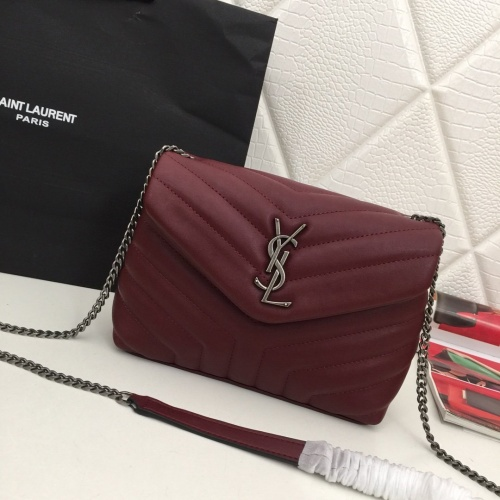 Yves Saint Laurent YSL AAA Quality Messenger Bags For Women #797542