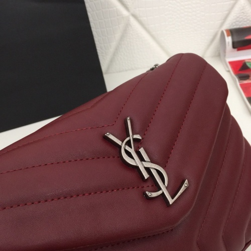 Replica Yves Saint Laurent YSL AAA Quality Messenger Bags For Women #797542 $94.09 USD for Wholesale