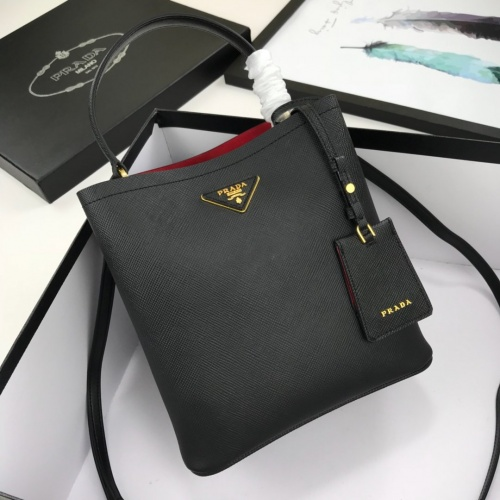 Prada AAA Quality Messeger Bags For Women #797578