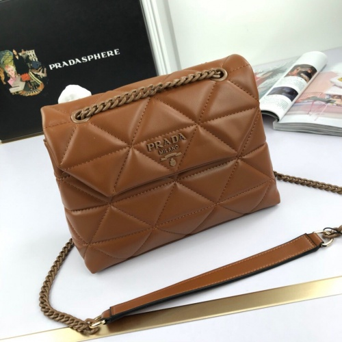 Prada AAA Quality Messeger Bags For Women #797583