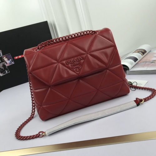 Prada AAA Quality Messeger Bags For Women #797584
