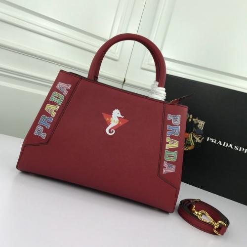 Prada AAA Quality Handbags For Women #797602
