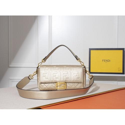 Fendi AAA Quality Messenger Bags For Women #797607