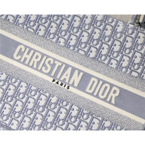 Replica Christian Dior AAA Tote-Handbags For Women #797608 $151.32 USD for Wholesale