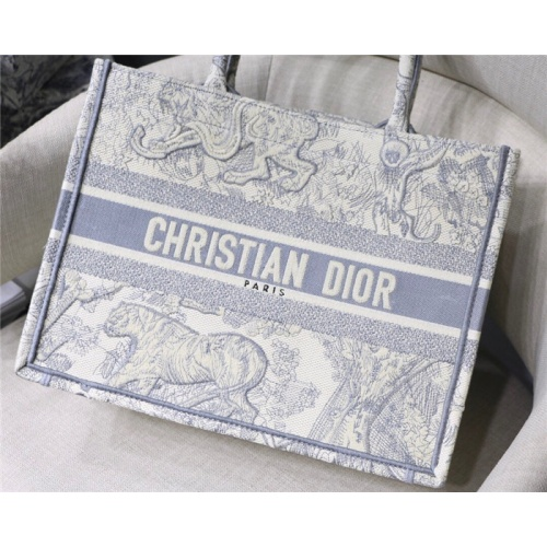 Replica Christian Dior AAA Tote-Handbags For Women #797609 $151.32 USD for Wholesale