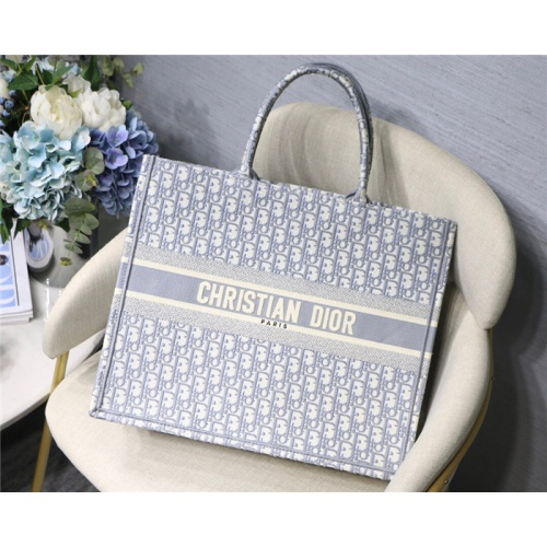 Christian Dior AAA Tote-Handbags For Women #797610 $165.87, Wholesale Replica Christian Dior AAA Handbags