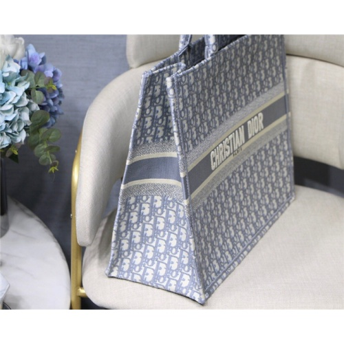 Replica Christian Dior AAA Tote-Handbags For Women #797610 $165.87 USD for Wholesale