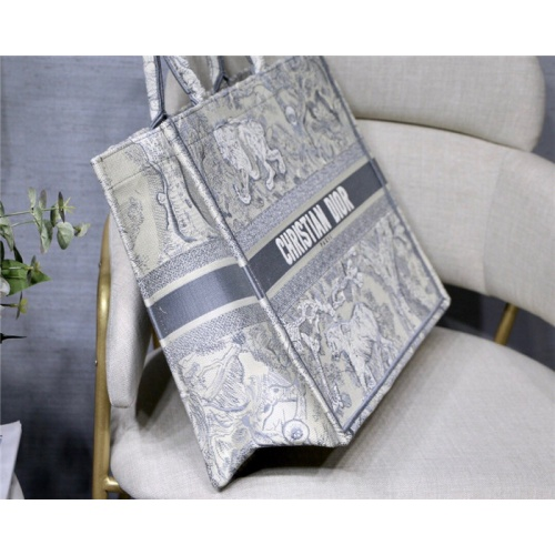 Replica Christian Dior AAA Tote-Handbags For Women #797611 $165.87 USD for Wholesale