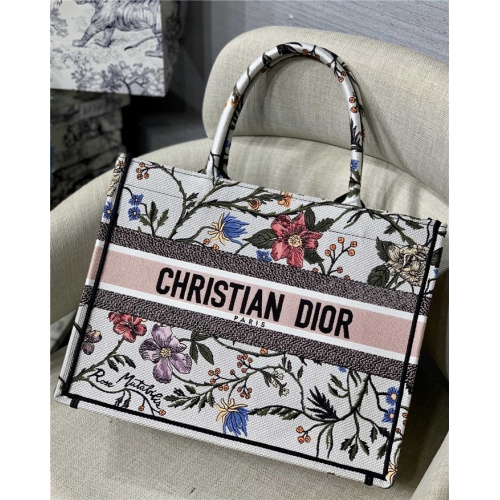 Christian Dior AAA Tote-Handbags For Women #797614
