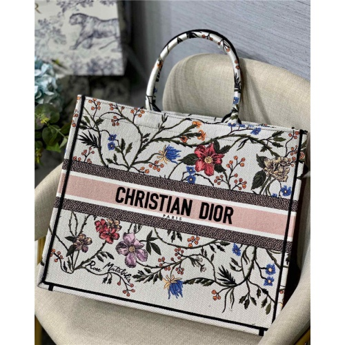 Christian Dior AAA Tote-Handbags For Women #797616 $165.87, Wholesale Replica Christian Dior AAA Handbags