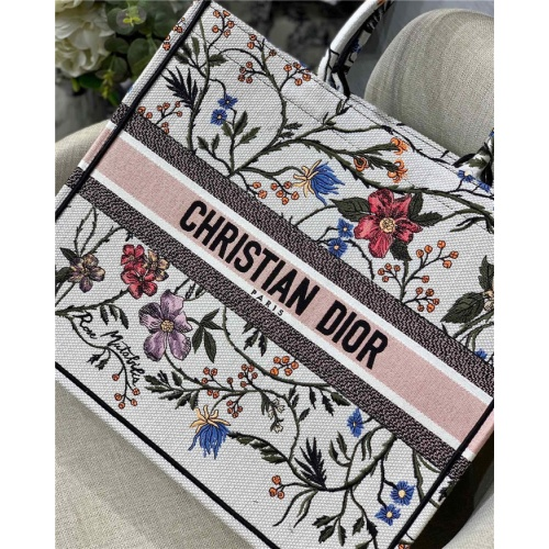 Replica Christian Dior AAA Tote-Handbags For Women #797616 $165.87 USD for Wholesale