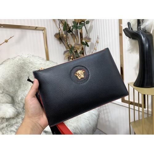 Versace AAA Man Wallets #797621