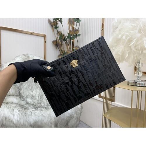 Versace AAA Man Wallets #797622