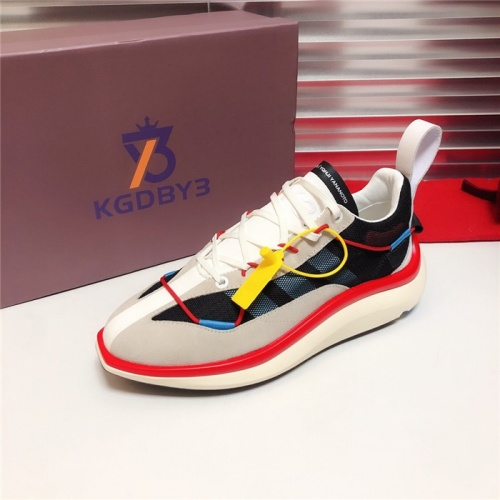 Replica Y-3 Casual Shoes For Men #797857 $85.36 USD for Wholesale