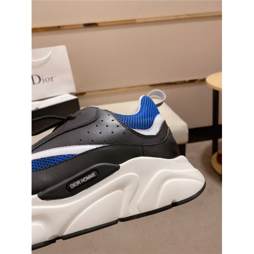 Replica Christian Dior Casual Shoes For Men #797959 $79.54 USD for Wholesale