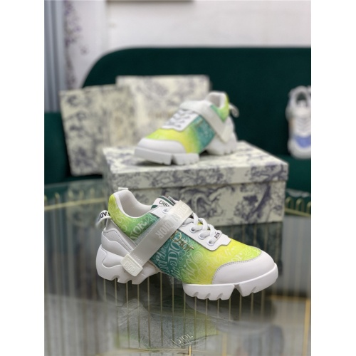Christian Dior Casual Shoes For Men #797977