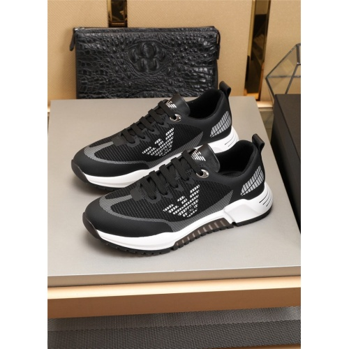 Armani Casual Shoes For Men #798110