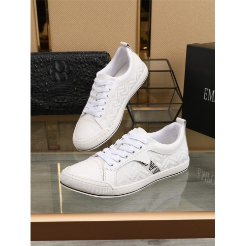Armani Casual Shoes For Men #798134