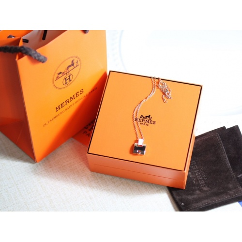 Hermes Necklace #798208