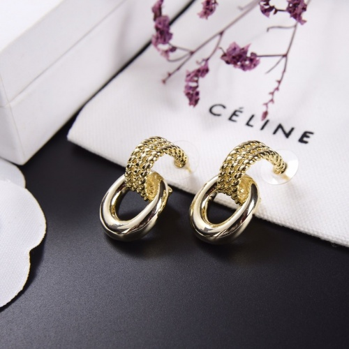 Celine Earrings #798219 $28.13, Wholesale Replica Celine Earrings