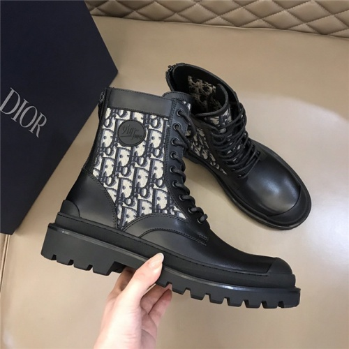 Christian Dior Boots For Men #798291