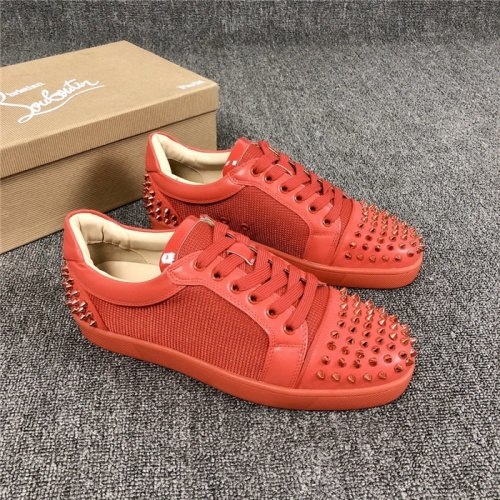 Christian Louboutin CL Casual Shoes For Men #798292