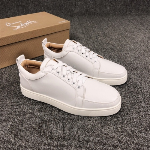 Christian Louboutin CL Casual Shoes For Men #798293