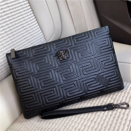 Versace AAA Man Wallets #798376