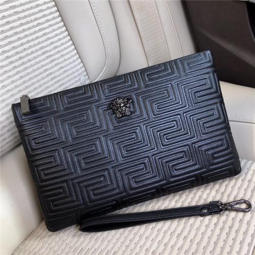 Versace AAA Man Wallets #798376