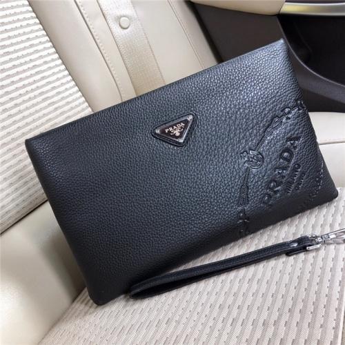 Prada AAA Man Wallets #798383