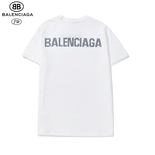 Balenciaga T-Shirts Short Sleeved O-Neck For Men #798408