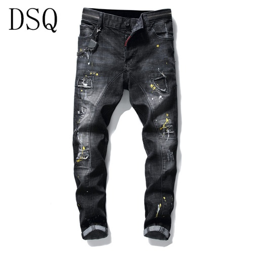 Dsquared Jeans Trousers For Men #798457