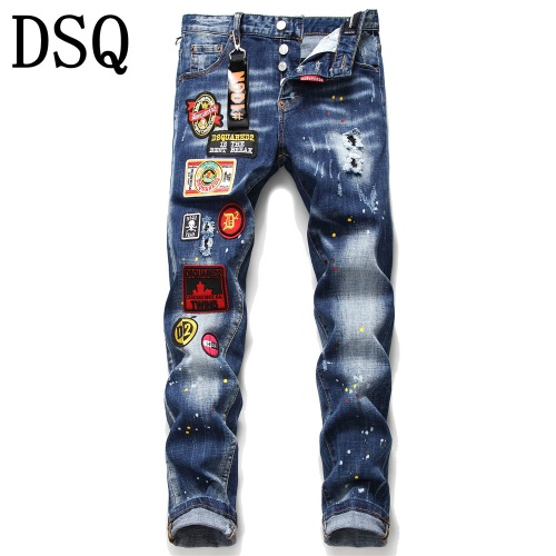 Dsquared Jeans Trousers For Men #798468
