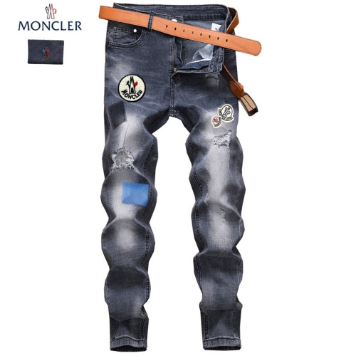 Moncler Jeans Trousers For Men #798476