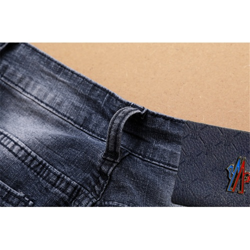 Replica Moncler Jeans Trousers For Men #798476 $46.56 USD for Wholesale