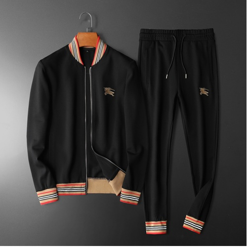 Burberry Tracksuits Long Sleeved Hat For Men #798521
