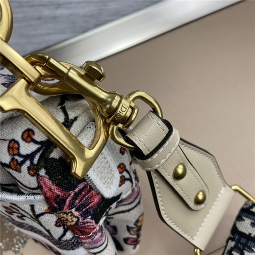 Replica Christian Dior AAA Quality Messenger Bags For Women #798556 $83.42 USD for Wholesale