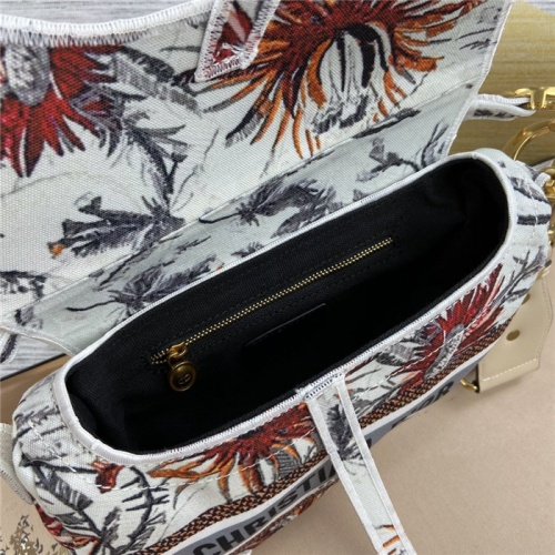 Replica Christian Dior AAA Quality Messenger Bags For Women #798557 $83.42 USD for Wholesale