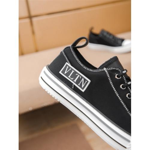 Replica Valentino Casual Shoes For Men #798562 $79.54 USD for Wholesale