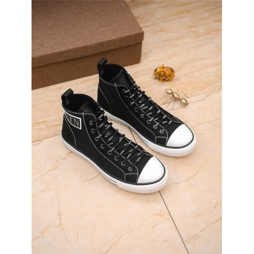Valentino High Tops Shoes For Men #798571