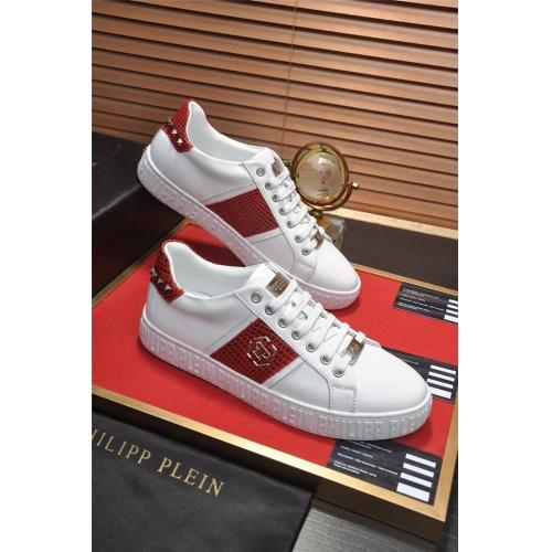 Philipp Plein PP Casual Shoes For Men #798579 $77.60, Wholesale Replica Philipp Plein Shoes