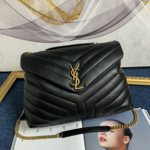 Yves Saint Laurent YSL AAA Quality Shoulder Bags For Women #798624
