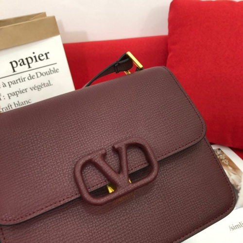 Replica Valentino AAA Quality Messenger Bags For Women #798678 $102.82 USD for Wholesale