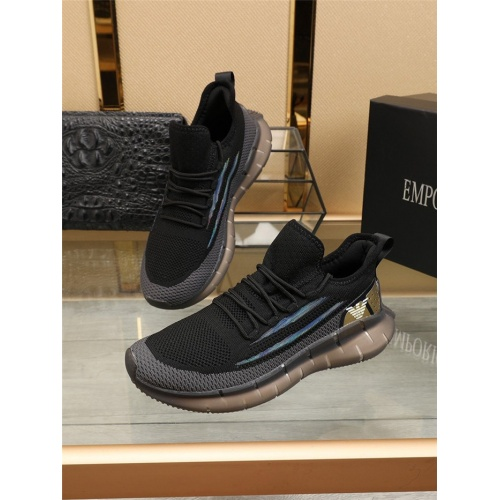 Armani Casual Shoes For Men #798707