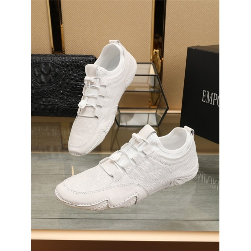 Armani Casual Shoes For Men #798718