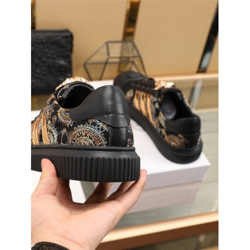 Replica Versace Casual Shoes For Men #798725 $73.72 USD for Wholesale