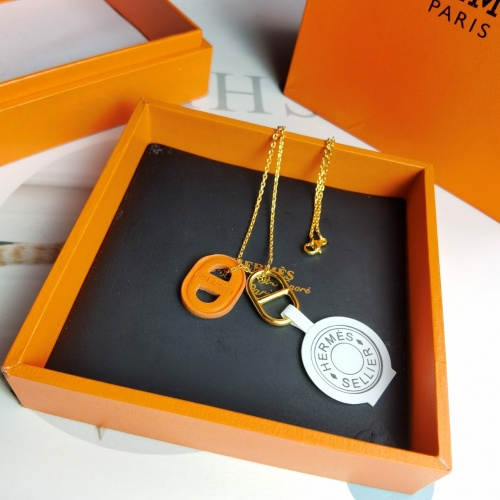 Hermes Necklace #798756 $39.77, Wholesale Replica Hermes Necklace
