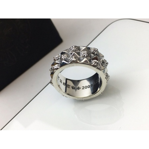 Chrome Hearts Rings #798776 $26.19 USD, Wholesale Replica Chrome Hearts Rings
