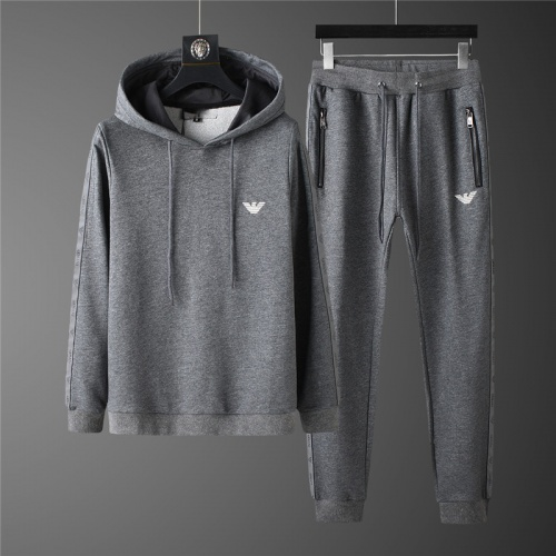 Armani Tracksuits Long Sleeved Hat For Men #798815
